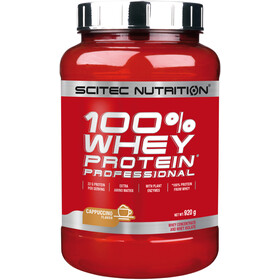 SCITEC 100% Whey Protein Professionell Polvo 920g, Cappuccino